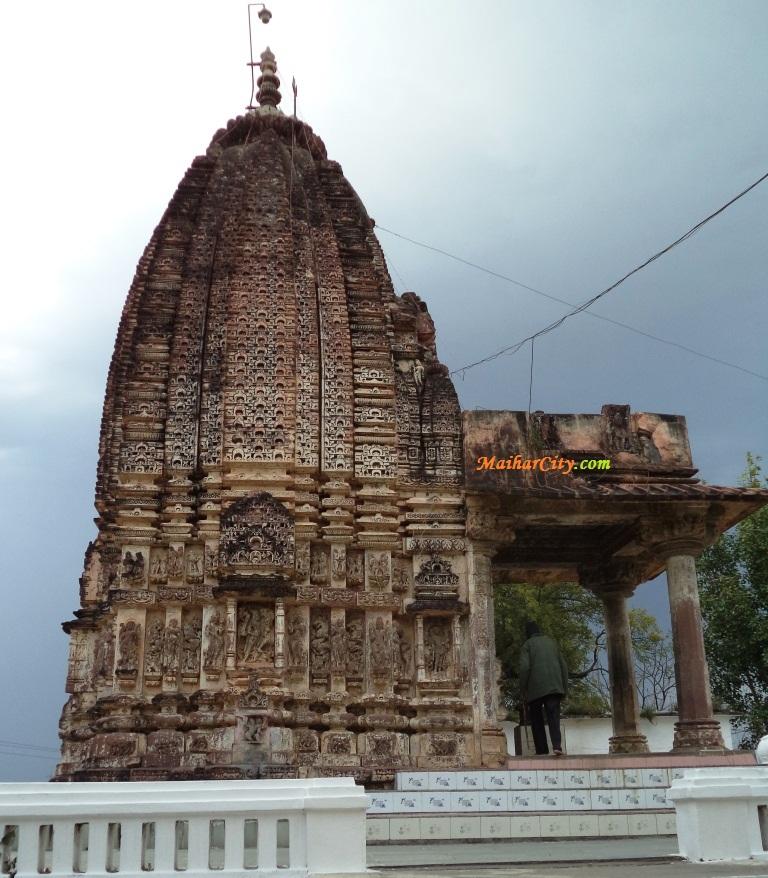 Golamath temple Maihar